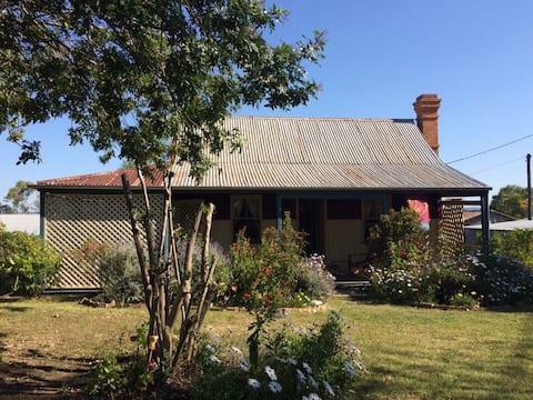 Rachel's Cottage.