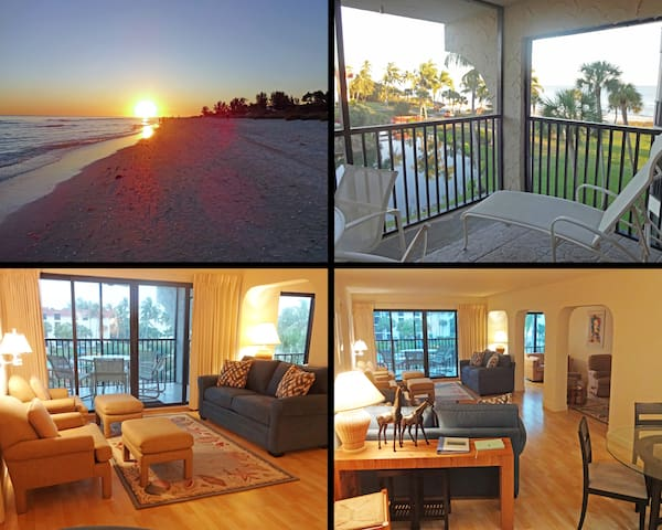 Spacious condo with fabulous ocean views!