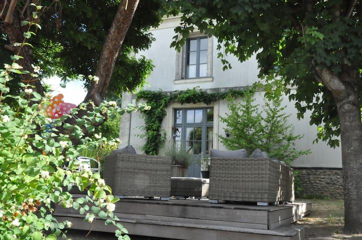 Belle maison de maitre en Anjou - Brion - Huis