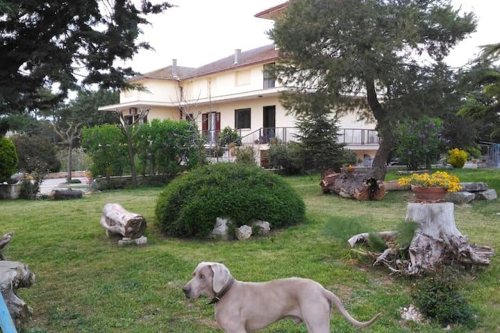 Villa ribes, in campagna ambiente tranquillo - Altamura - Haus
