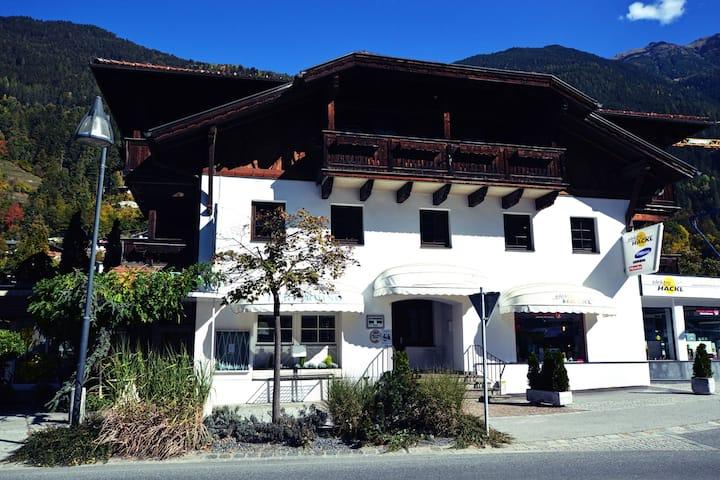 Pretty Apartment in Oetz with Balcony, Ski Storage, Parking