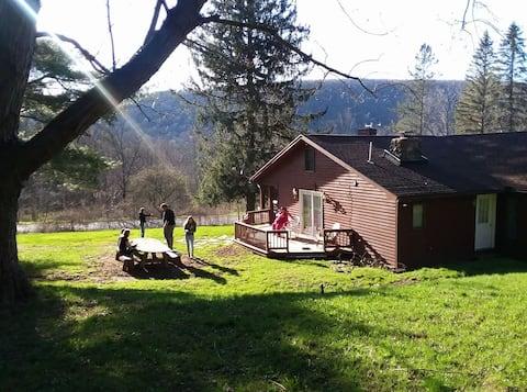 Gray Goose Lodge