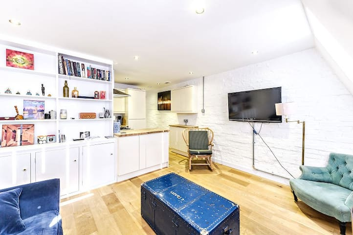 Stylish and Comfortable 1 Bed Flat - Fulham/Putney
