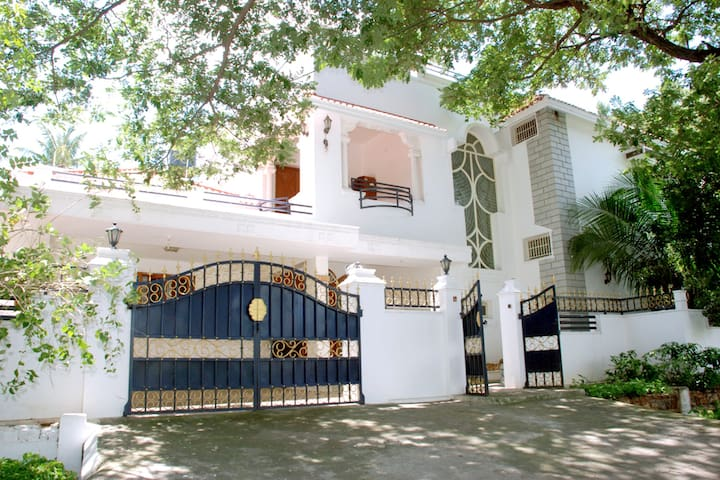 Udharsha Service Bungalow at Pollachi - Pollachi - Casa