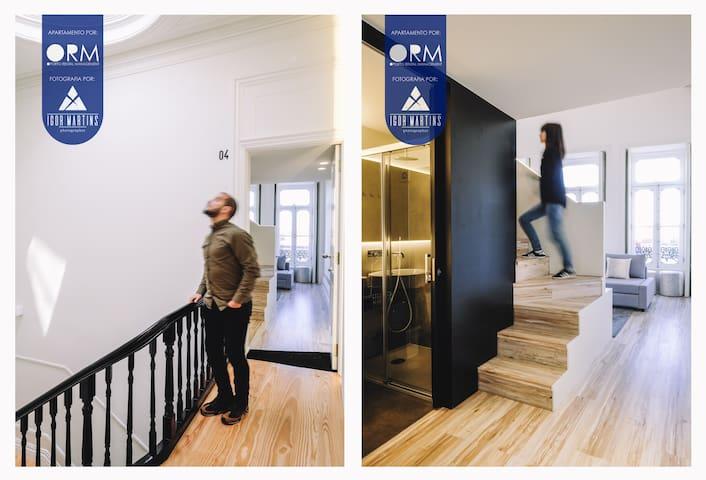 Apartment's Entrance