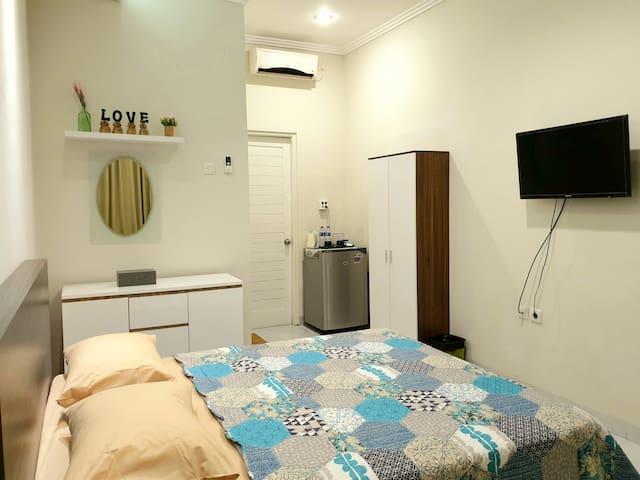 Comfy room 207 near canggu and seminyak