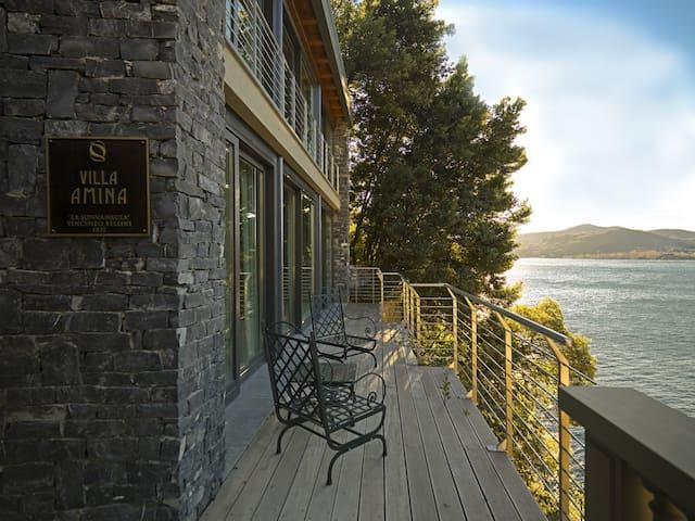 Romantica Villa sul lago di Como: Villa Amina
