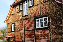 Ole Huus - Idyllisches Fachwerkhaus