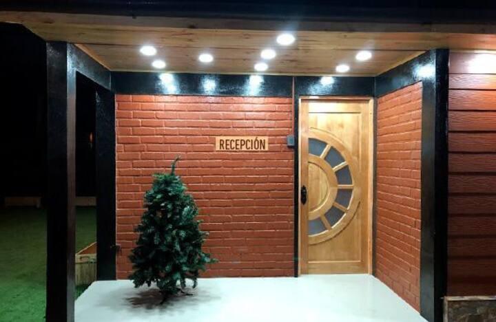 Cabañas Kimaya,  acogedor para 1 o 2 personas