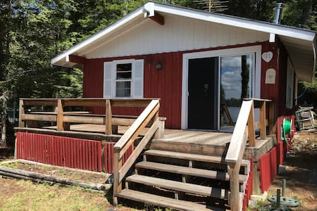 Maine Fresh Water Retreat on Sebec Lake - Bowerbank