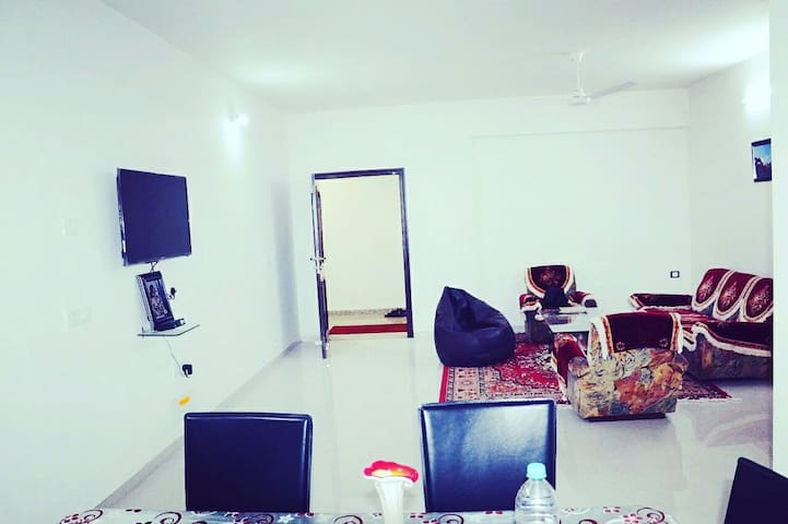 Harmony- 3bhk lake-end suite - Udaipur - Appartement