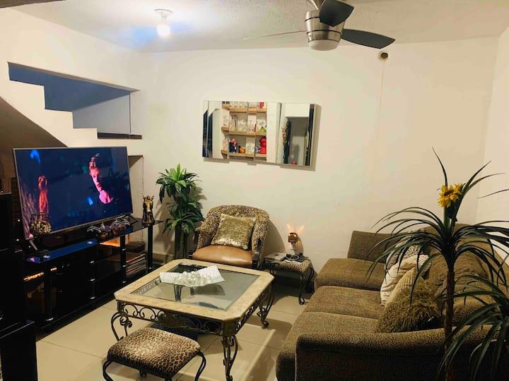 Habitación privada en casa compartida CaboSanLucas