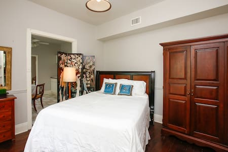 Romantic Marigny Near French Quarter Suite-10 - Nueva Orleans