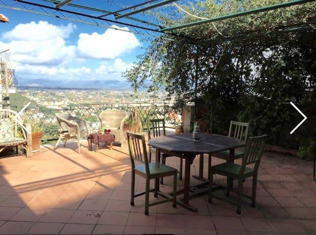 Appart con terrazza e box auto - San Felice Circeo - Apartamento