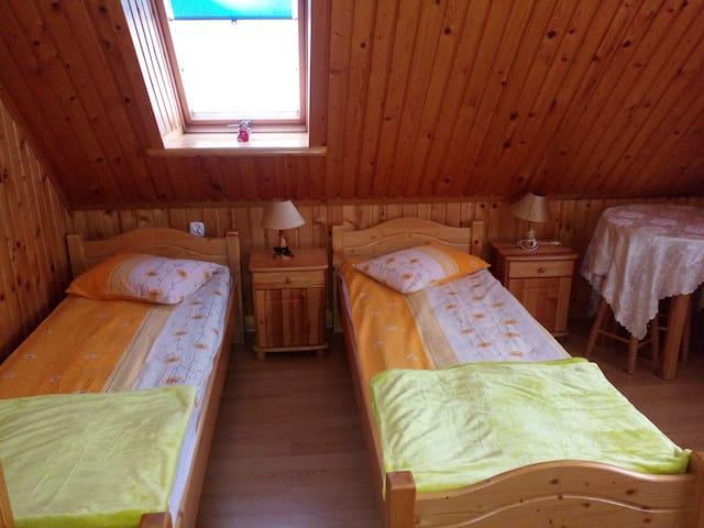 Pokoje u Bobików Ząb Guest House Tatra Mountains - Ząb - House
