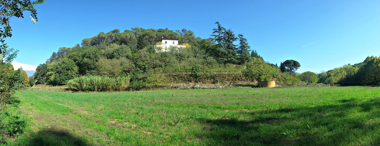 Casa Rural cal Tonedor - Vallgorguina - 一軒家