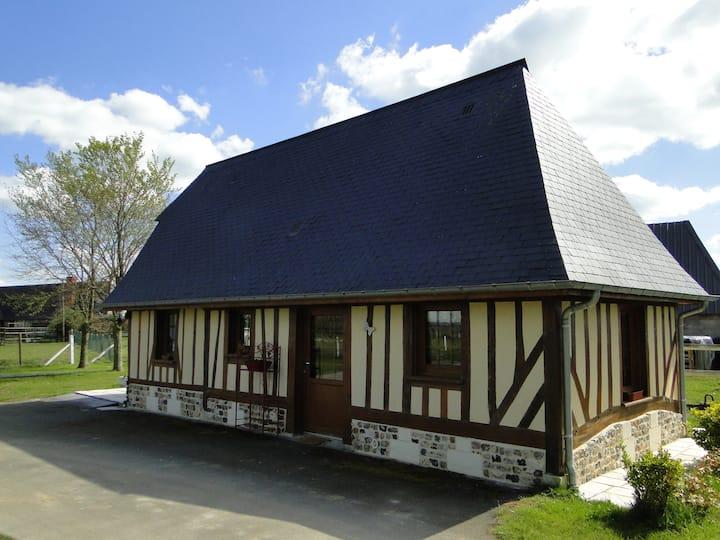 Le gîte du Quesney saint philbert sur risle