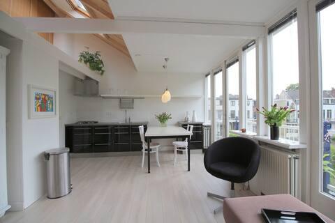 Sunny Apartment Utrecht near Centre