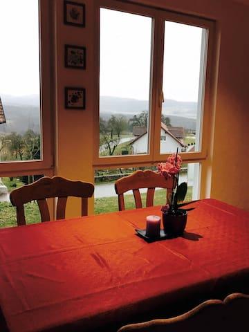 Ferienwohung auf dem Lande nahe Schweizer Grenze - Waldshut-Tiengen