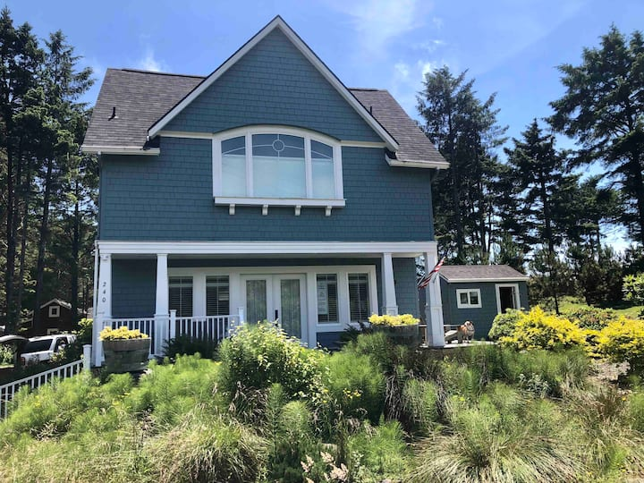 New! Seagrass Cottage at Beverly Beach