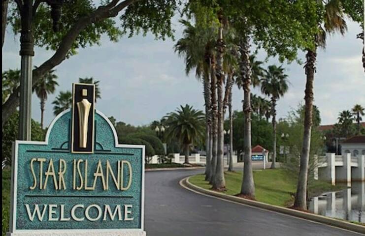 Orlando Star Island Resort Delux Wyndham Condo