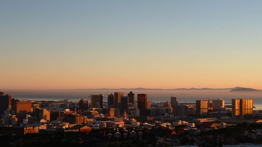 Amazing view in trendy area, Cape Town