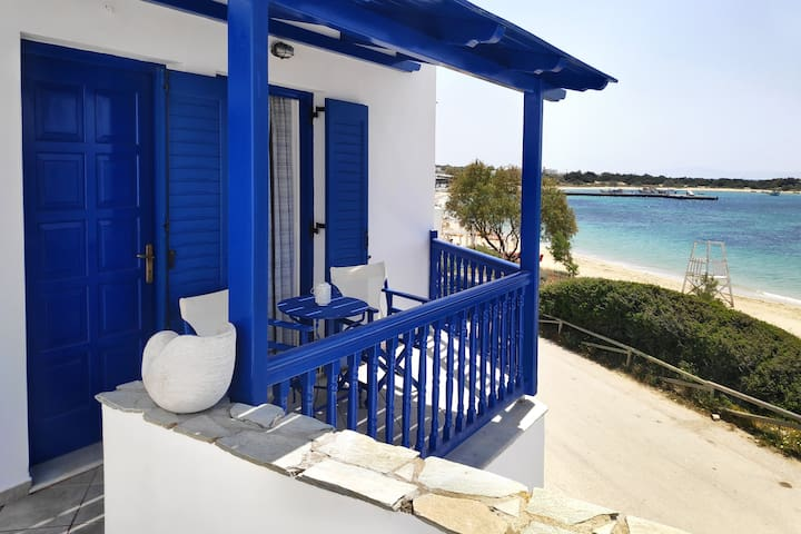 Agia Anna,Beach Apartment