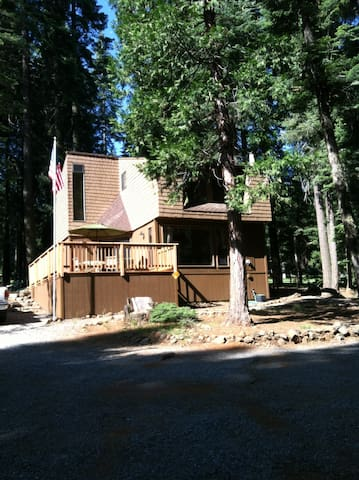 Beautiful Knotty Pine home on the Golf Course.