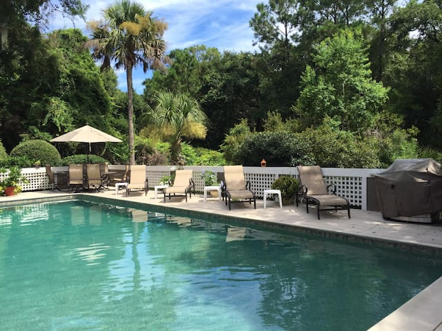 Kiawah Island Entire Home w/ Pool - Kiawah Island - Ev