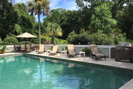 Kiawah Island Entire Home w/ Pool - Casa