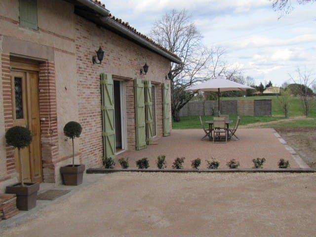 Beautiful French Farmhouse