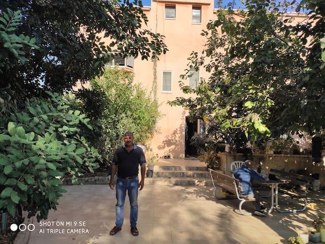 Delicious Village Experience in Palestine