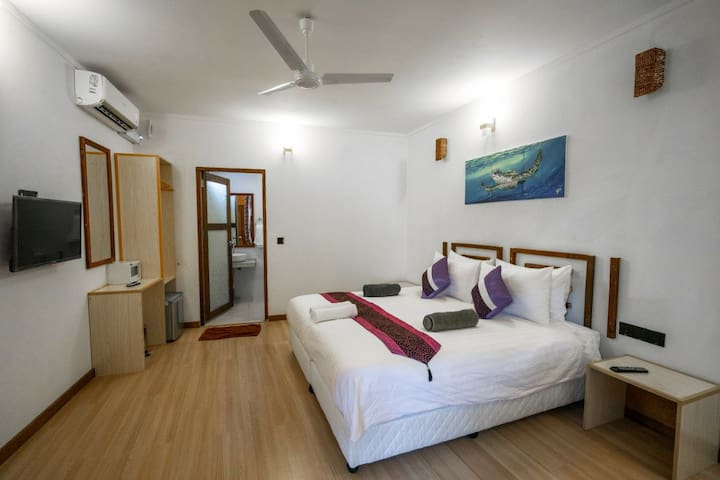 Rasdhoo Stay = One bedroom =