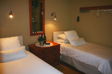 Aan d'Oewer B&B - Plumbago Suite - Citrusdal