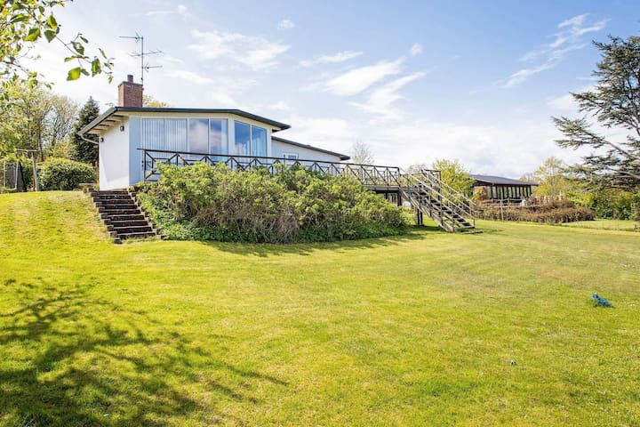 Spacious Holiday Home in Hovedstaden Near Sea
