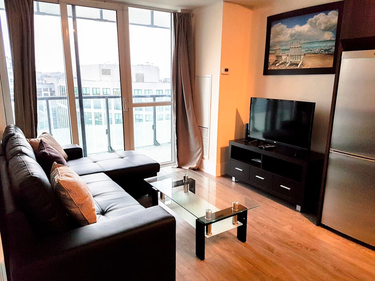 Gorgeous Living Area - View 2