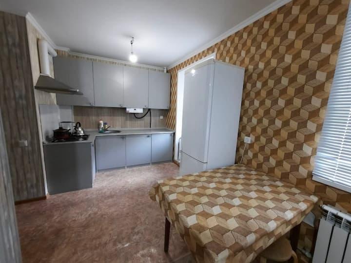 Комфортабельное жилье в центре города