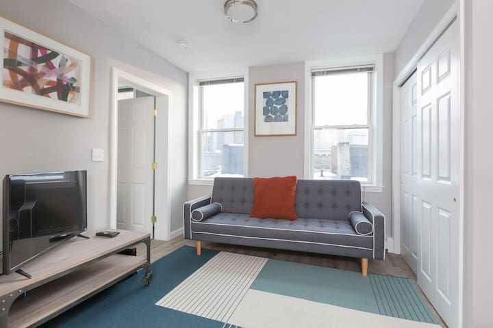 Charming 3 BR in Heart of North End/Little Italy - Boston - Apartment