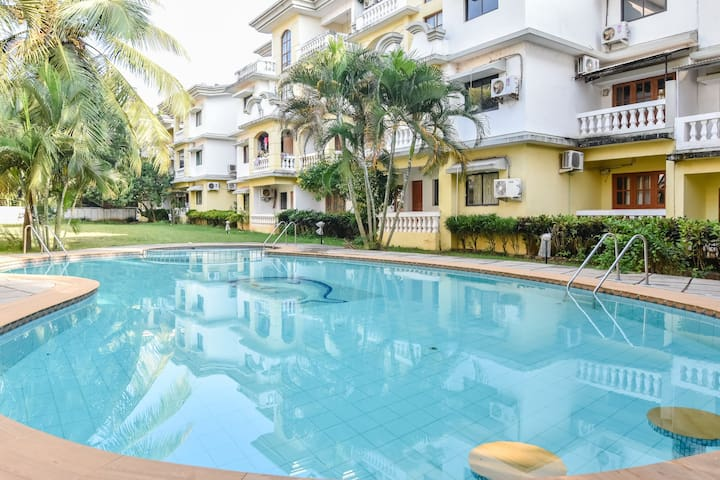Spacious and Scenic 1 BHK suites