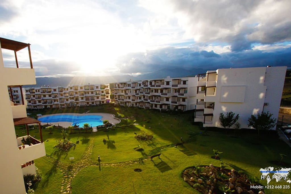 Appart hotel mirador golf guest houses louer cabo for Louer appart hotel