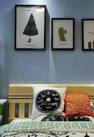 交通便利的同居公寓,靠近世界500强企业家乐福,麦当劳! - Qinhuangdao - Appartement