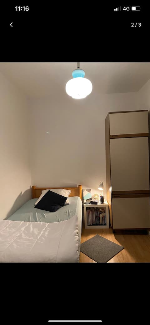 Cosy Room in Mulhouse
