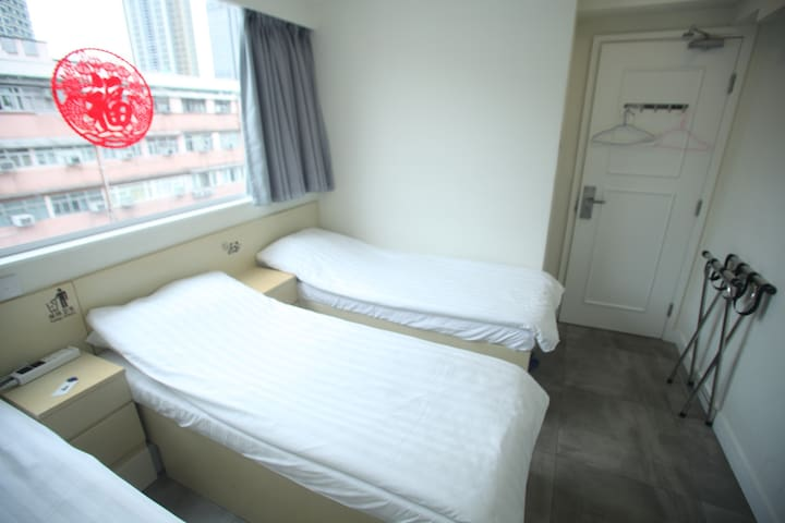 ★4)Hot Deal! 1min from Tsim Sha Tsui metro