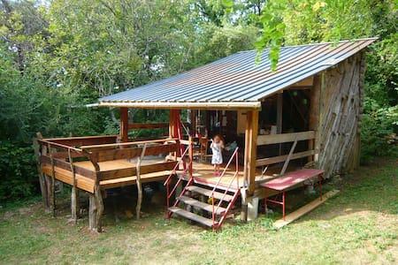 La Cabane dans les bois - vivez l'expérience foret - Champlitte