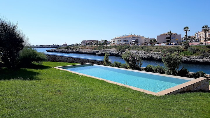 Casa maravillosa junto al mar En plena Ciutadella
