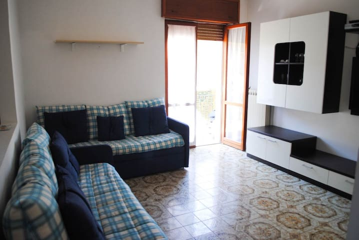Lovely flat 200 mt far from the beach - Rodi - Apartment