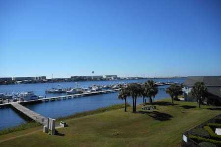 Comftable Condo at the Bay with Boat Slip - 華爾頓堡灘(Fort Walton Beach) - 公寓