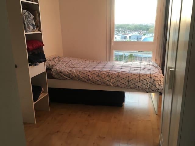 Petite chambre privée à Orly - 35min to Paris