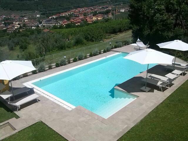 Bellissimo appartamento in Villa - Loro Ciuffenna - House
