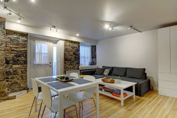 Charming Apartement in the Heart of Downtown